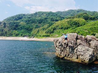 自然,アウトドア,海,空,水面,リラックス,遊び,休日,blue,離島,地球,飛び込み