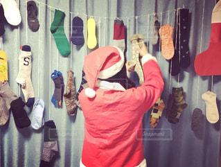クリスマス,サンタクロース,サンタ,靴下,Xmas