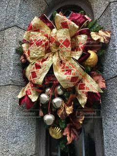 クリスマスリース - No.954127