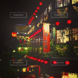 夜の赤信号 - No.956456