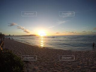 夕日の写真・画像素材[955896]