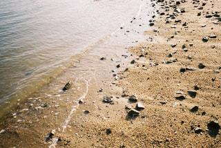 近くの砂浜のビーチの写真・画像素材[1242529]