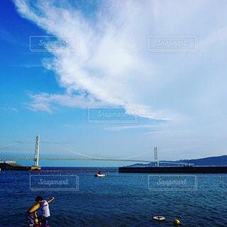 架け橋の写真・画像素材[1105438]