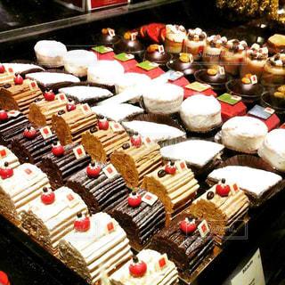 スイーツ,ケーキ,外国,フランス,クリスマスケーキ