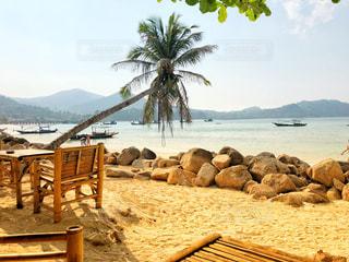 自然,青空,癒し,平和,タイ,贅沢,ゆったり,和む,日中,パンガン島