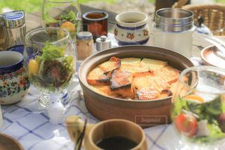 フレンチトーストの朝ごはん - No.1157683