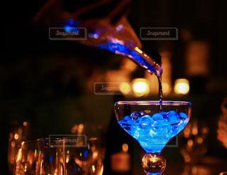ワインのガラスの写真・画像素材[1249155]