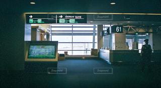 空港保安検査の写真・画像素材[1273166]