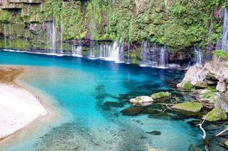 雄川の滝の写真・画像素材[1196088]