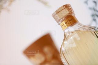 クローズ ボトルのアップの写真・画像素材[1276444]
