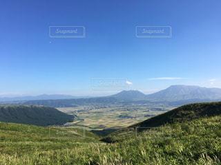 熊本阿蘇・大観峰の写真・画像素材[965336]
