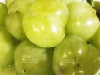 フルーツ,ハート,甘い,お尻,美味しい,グリーン,マスカット,シャインマスカット,ハート形