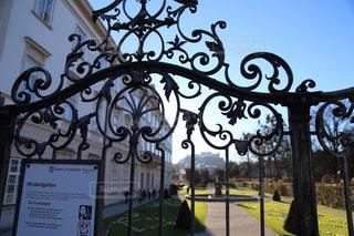 ミラベル庭園の写真・画像素材[1834917]