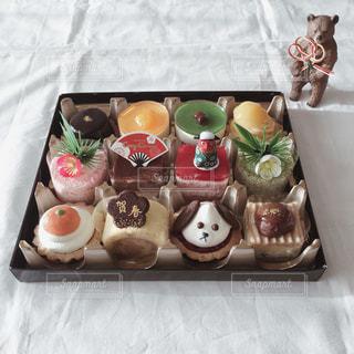 ケーキのおせちの写真・画像素材[967187]