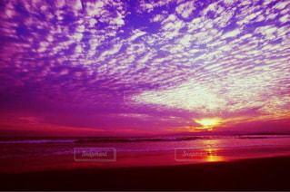 夕日のビューの写真・画像素材[968809]