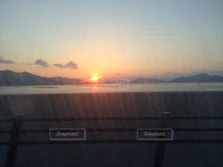 夕日,ドライブ,お出かけ