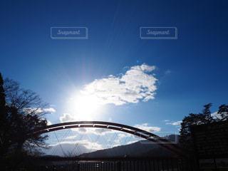 近くの橋の上 - No.1099896