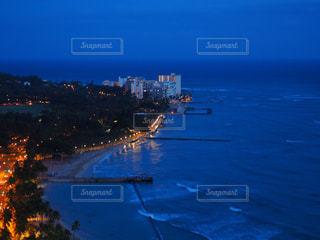 自然,海,夏,ビーチ,青空,暑い,旅行,ハワイ,Hawaii,ワイキキ