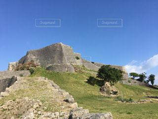 勝連城跡2の写真・画像素材[1042495]