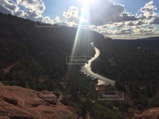 天国への道の写真・画像素材[1096357]