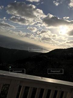 空の雲の写真・画像素材[1105839]