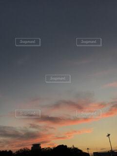 夕焼けの写真・画像素材[969050]