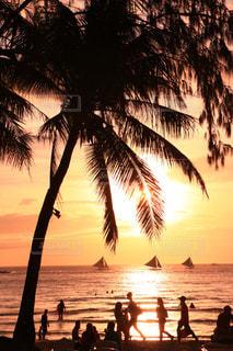 海,空,海外,ビーチ,雲,砂浜,ホリデイ