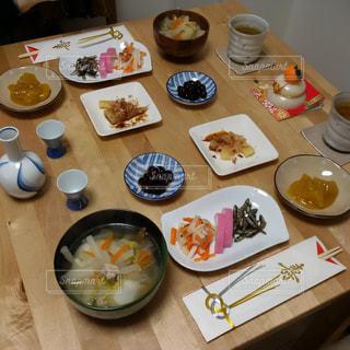 おせち料理の写真・画像素材[969568]