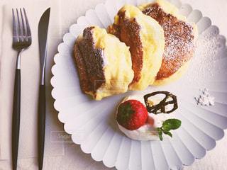 パンケーキの写真・画像素材[1037587]