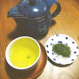 緑茶の写真・画像素材[1059414]