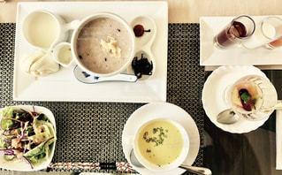 定山渓・翠蝶館 朝食の写真・画像素材[1079974]