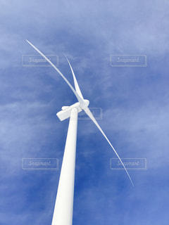 風車の写真・画像素材[1111203]