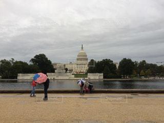 傘,海外,アメリカ,外国,旅行,星条旗,国旗,海外旅行,ワシントンD.C.,アメリカ合衆国議会議事堂