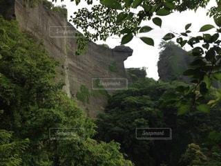 断崖絶壁の写真・画像素材[1407881]
