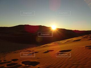 サハラ砂漠の写真・画像素材[969803]