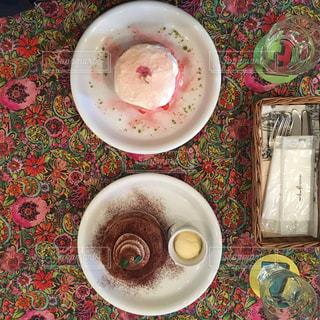 代官山パンケーキの写真・画像素材[1081972]
