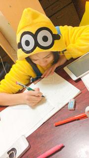 マイホーム,かわいい,中学生,勉強,ホームワーク