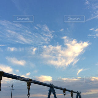 空の雲の写真・画像素材[987340]
