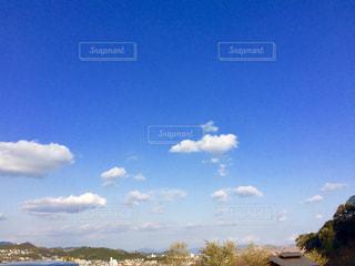 青い空の写真・画像素材[1101729]