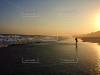 潮見坂の海岸の写真・画像素材[1268670]