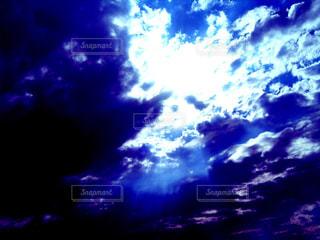 夜空の写真・画像素材[2419332]