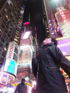 Times Squareの写真・画像素材[2342769]