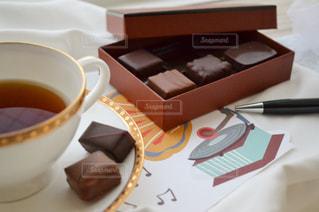 バレンタインチョコレートの写真・画像素材[1745234]
