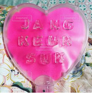 ピンク,ハート,韓流,ペンライト,プラスチック