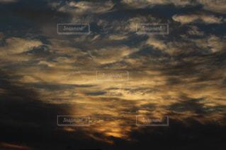 風景,空,秋,雲,幻想的,秋空,ばあちゃん家