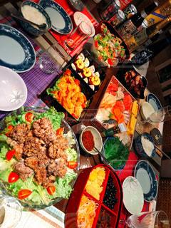 北海道のお節料理。の写真・画像素材[1727618]