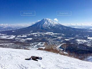 空気も雪も美味しい…❤︎の写真・画像素材[1727679]