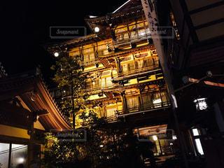金色の温泉宿:金具屋の写真・画像素材[998269]
