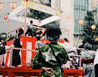 盆踊りの写真・画像素材[1361671]