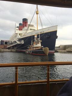 ディズニーシーの船旅の写真・画像素材[987309]
